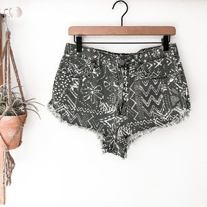 Urban Outfitters BDG Super High Rise Shorts